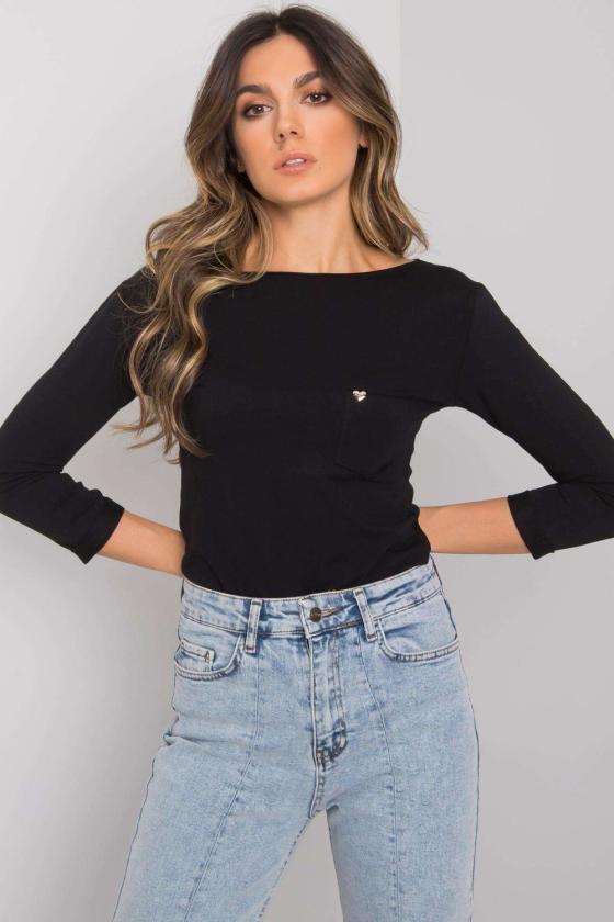 Raudonos spalvos medvilninė suknelė dekoruota raukiniais_130470