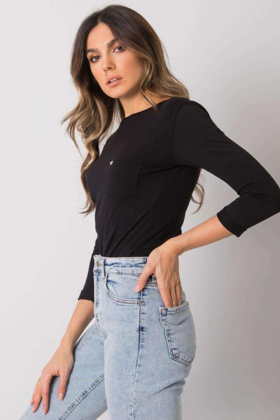 Raudonos spalvos medvilninė suknelė dekoruota raukiniais_130472