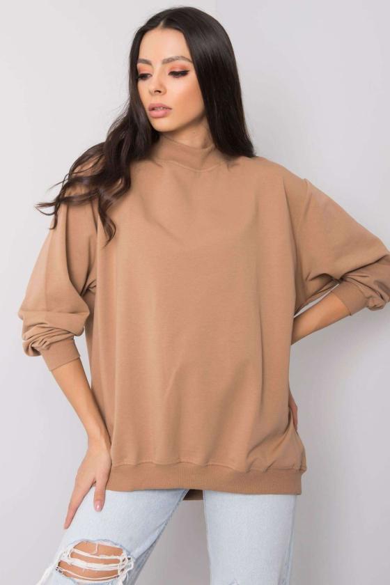Seksuali koralinė asimetriško modelio suknelė_130814