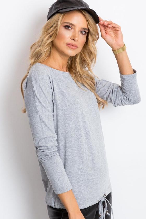 Baltas vasariškas sijonas dekoruotas augalų motyvais_130844
