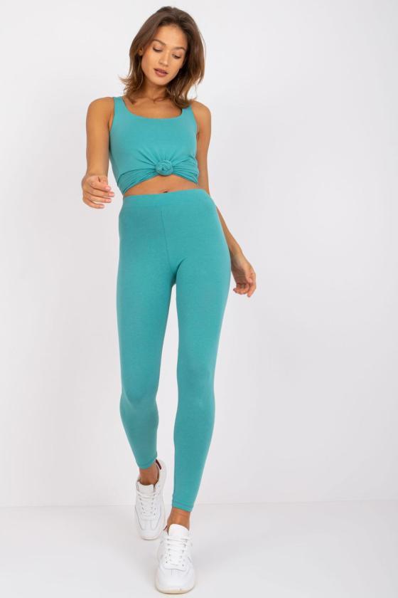 Violetinis medvilninis kombinezonas atvira nugara_130917