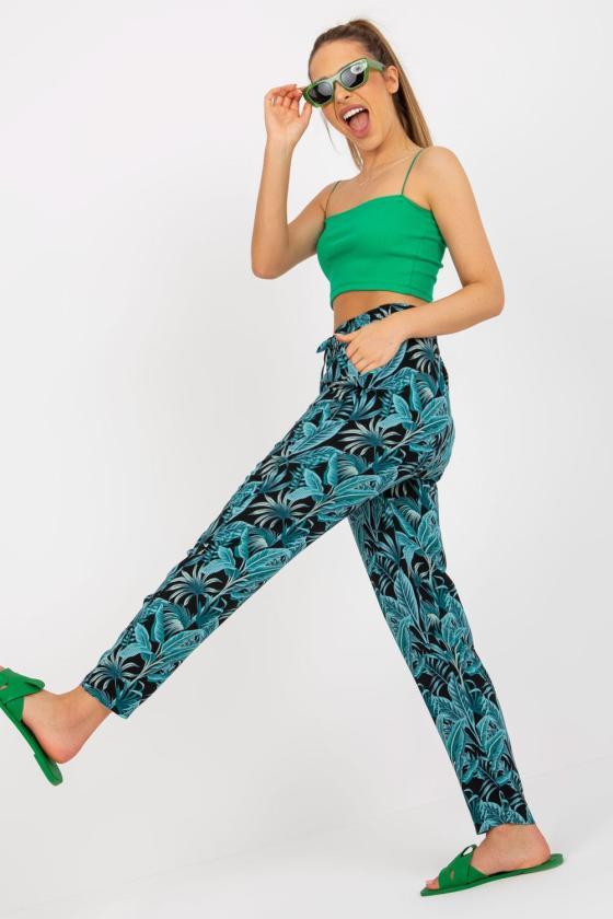 Medvilninė violetinės spalvos laisvalaikio suknelė_131298