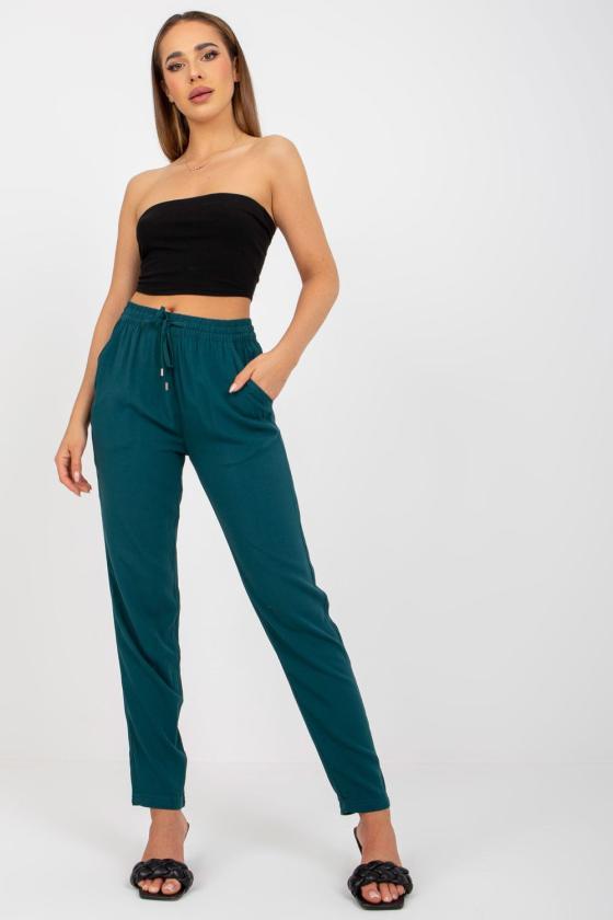 Chaki spalvos kamufliažinė laisvalaikio suknelė