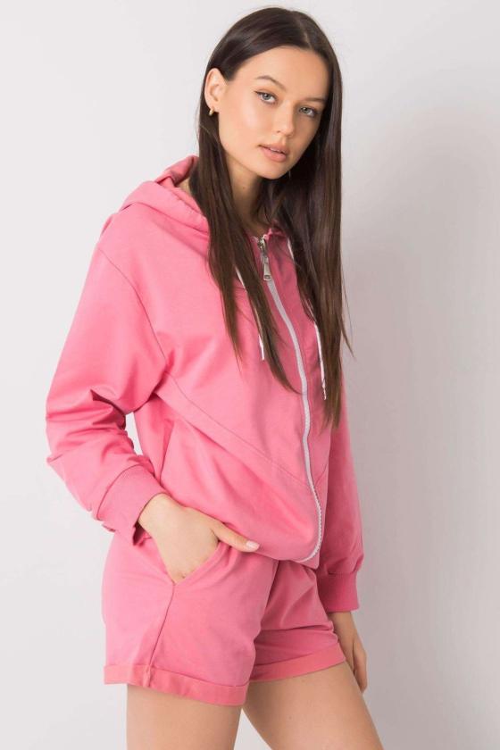 Seksuali juoda odos imitacijos suknelė_132685