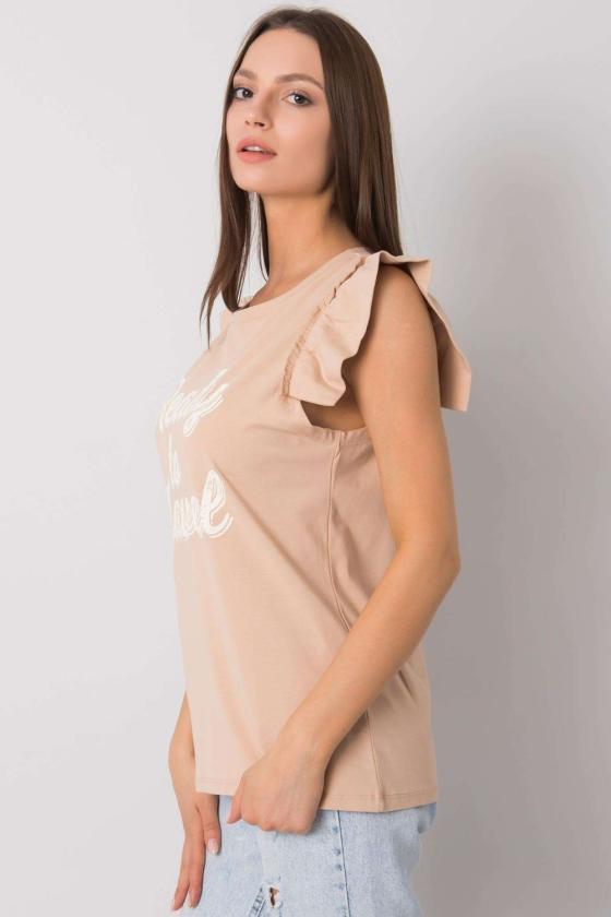 Juodas odos imitacijos mini sijonas_132717