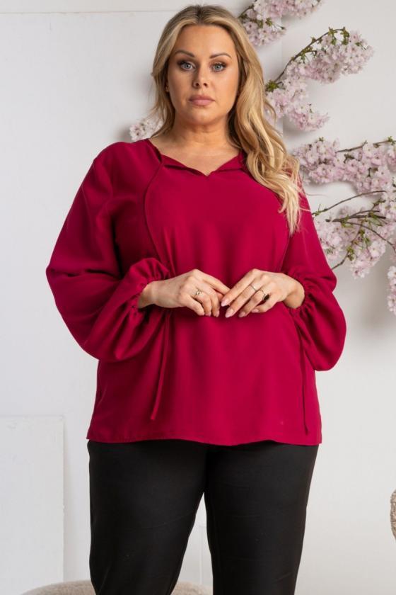 """Mėlyna oversize laisvalaikio suknelė """"Asweare""""_136326"""
