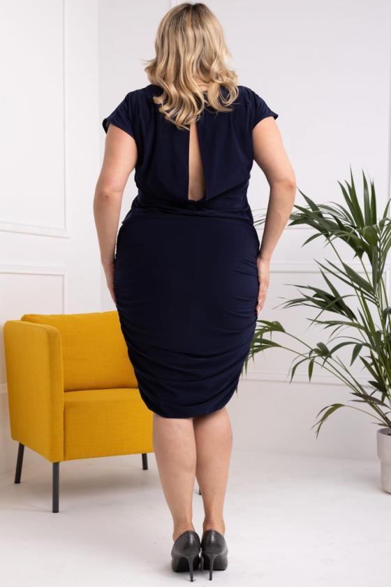 """Žalios spalvos oversize laisvalaikio suknelė """"Asweare""""_136363"""