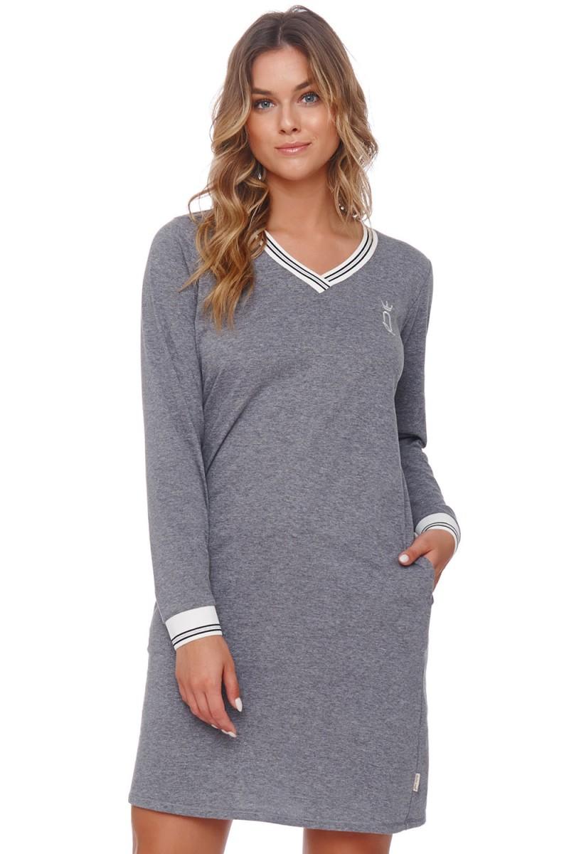 Ilga juoda vakarinė suknelė atvira nugara_136953