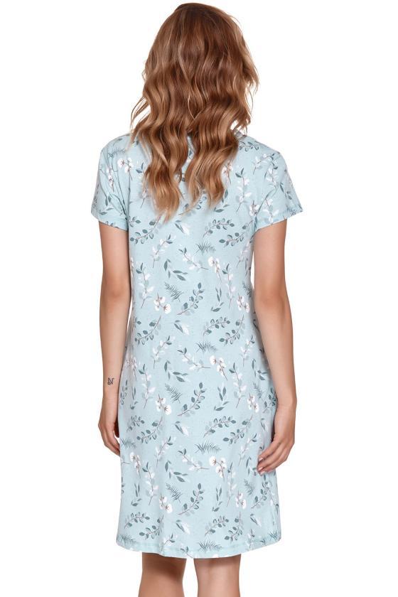 Ilga juoda vakarinė suknelė atvira nugara_136956