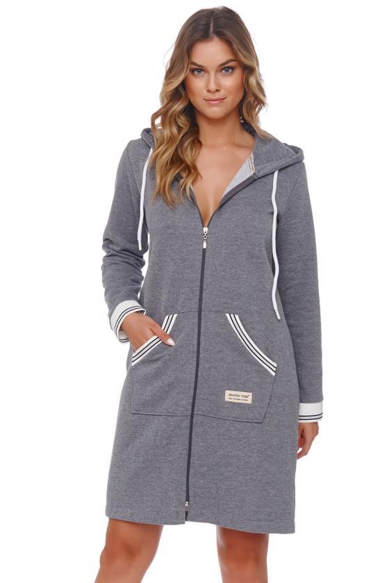 Efektinga blizgi aukso spalvos suknelė