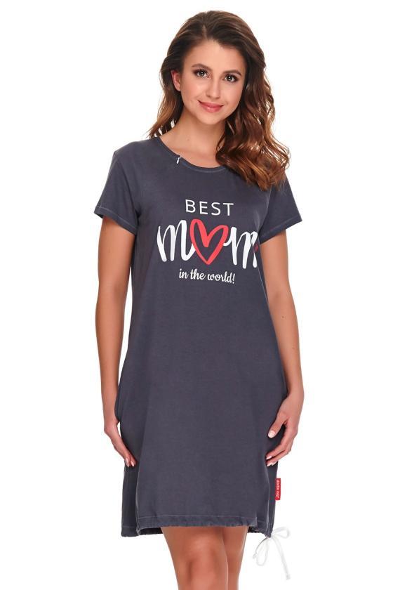 Efektinga blizgi sidabro spalvos suknelė_136969