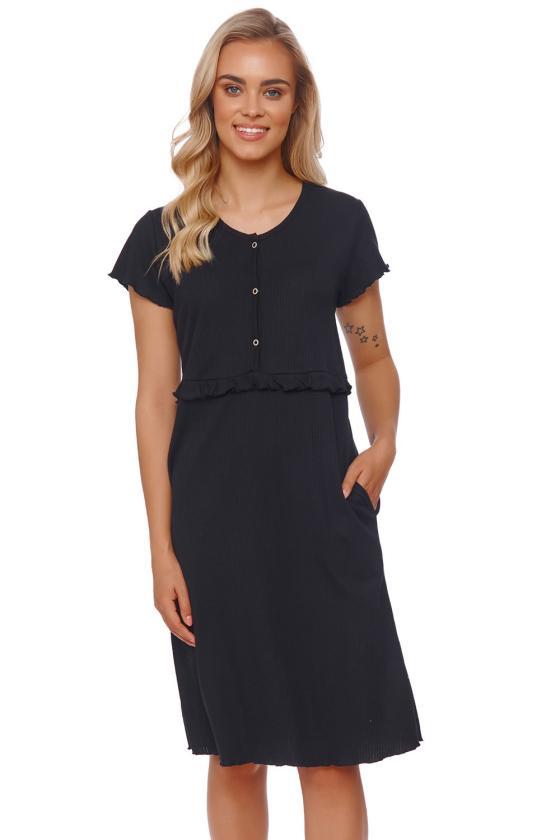 Efektinga blizgi sidabro spalvos suknelė_136971