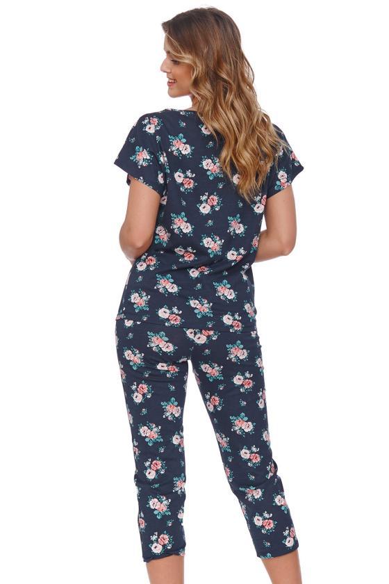 Efektinga blizgi violetinės spalvos suknelė
