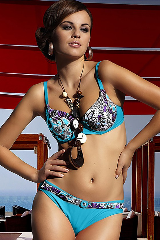 Dviejų dalių maudymosi kostiumėlis 146604 Ewlon