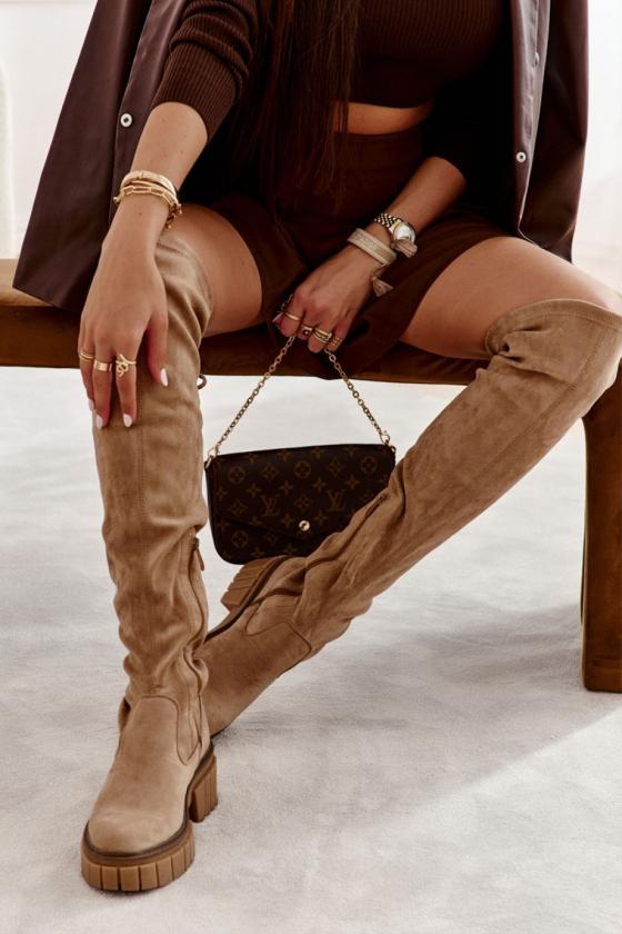 Maxi ilgio raštuota suknelė su trumpesniu priekiu_138041