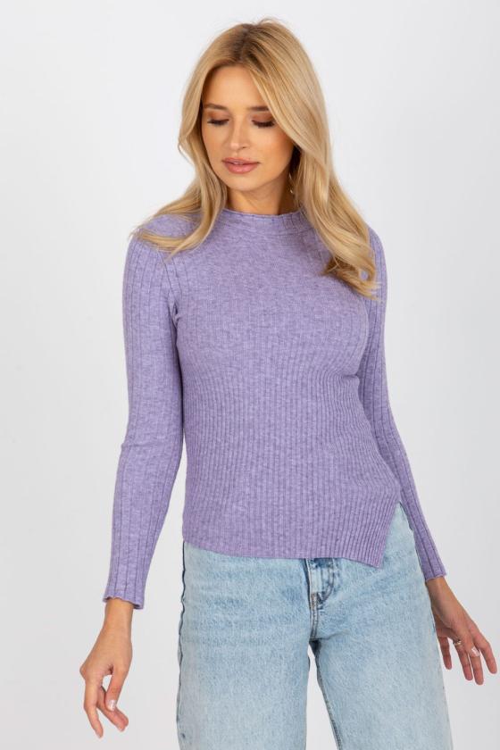 """Mėlyna medvilninė marškinių tipo suknelė """"Clara""""_138705"""
