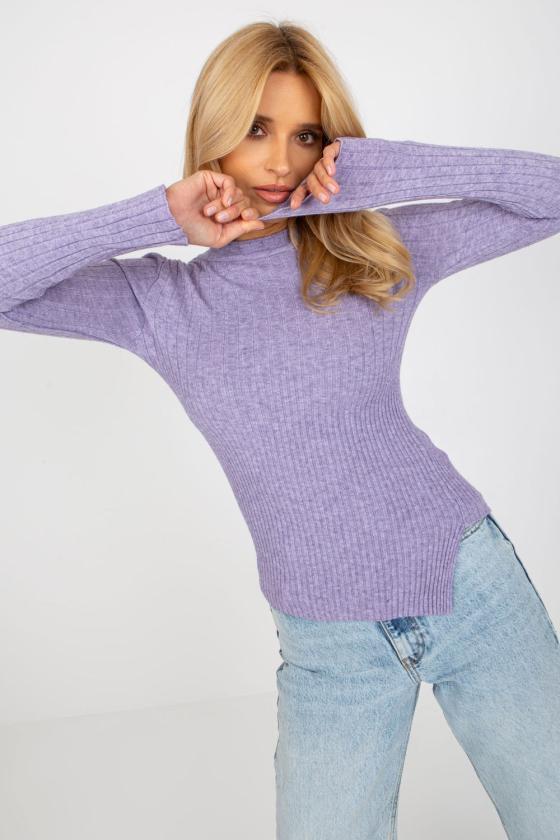 """Mėlyna medvilninė marškinių tipo suknelė """"Clara""""_138706"""
