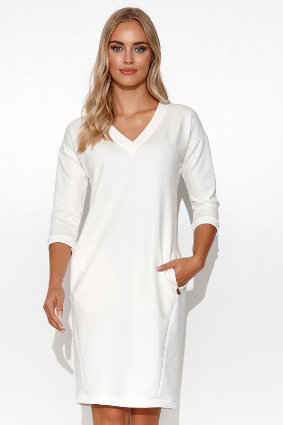 """Purvinos rausvos spalvos suknelė """"Mattie""""_139212"""