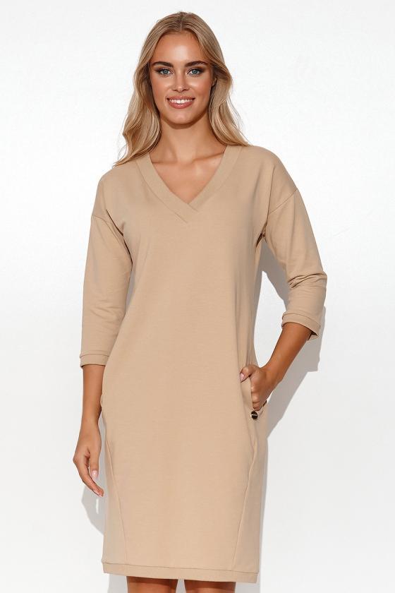 "Geltonos spalvos suknelė "" Nancy""_139232"