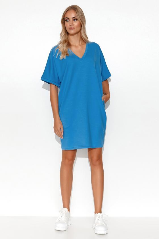 """Bordinės spalvos suknelė """"Anita"""""""
