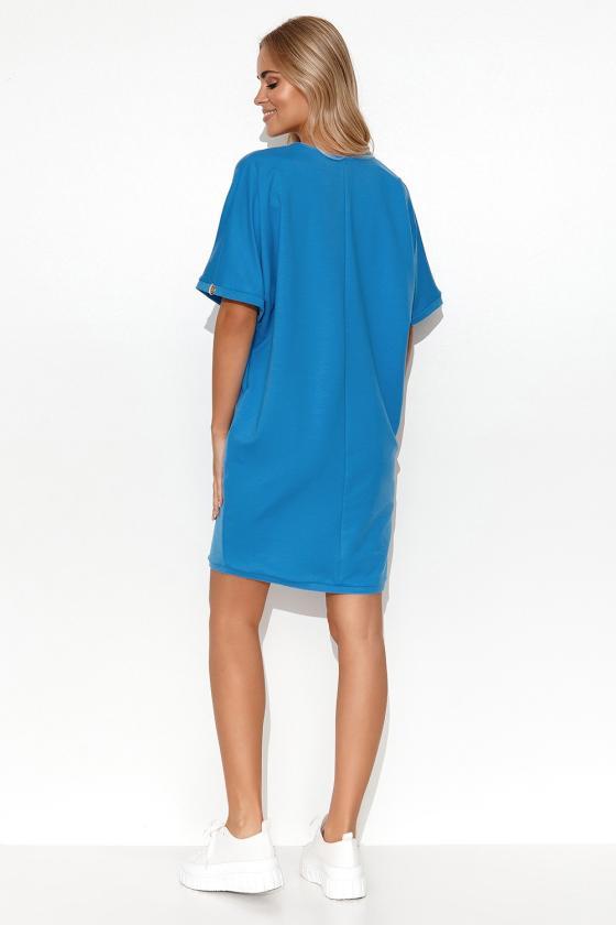 """Bordinės spalvos suknelė """"Anita""""_139278"""