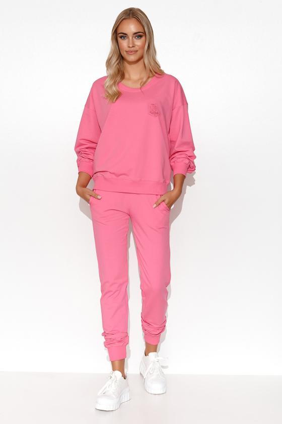 """Bordinės spalvos suknelė """"Anita""""_139279"""