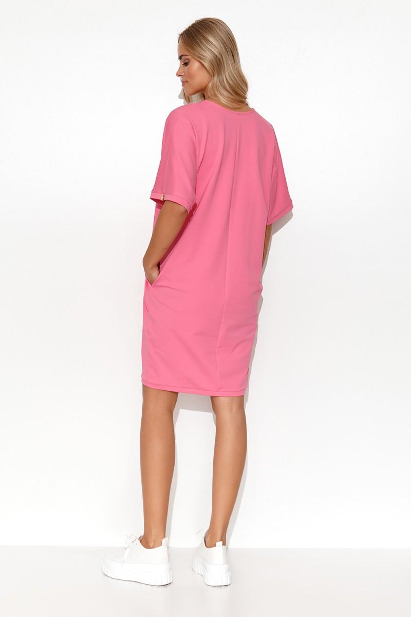 Juodas midi sijonas su kišenėmis_139287