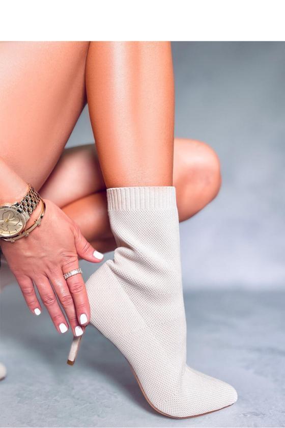 """Tamsiai mėlyna suknelė su taškeliais """"Irisė""""_139328"""