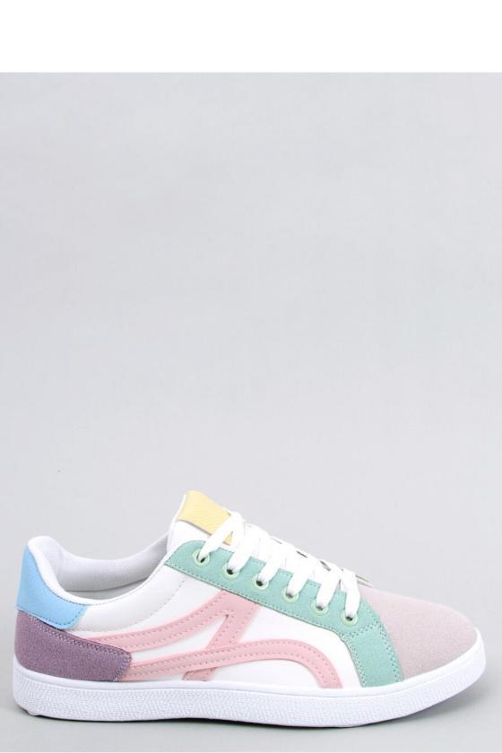 Rausvos spalvos megzta oversize suknelė su gobtuvu_139563