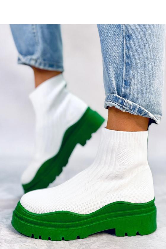 Geltona maxi suknelė aukštu kaklu_139606