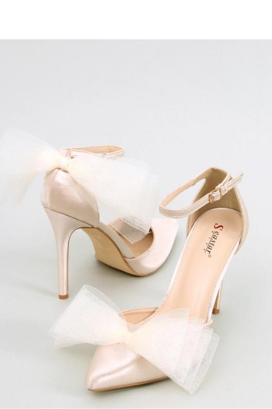 Geltonos spalvos suknelė su suvarstymu