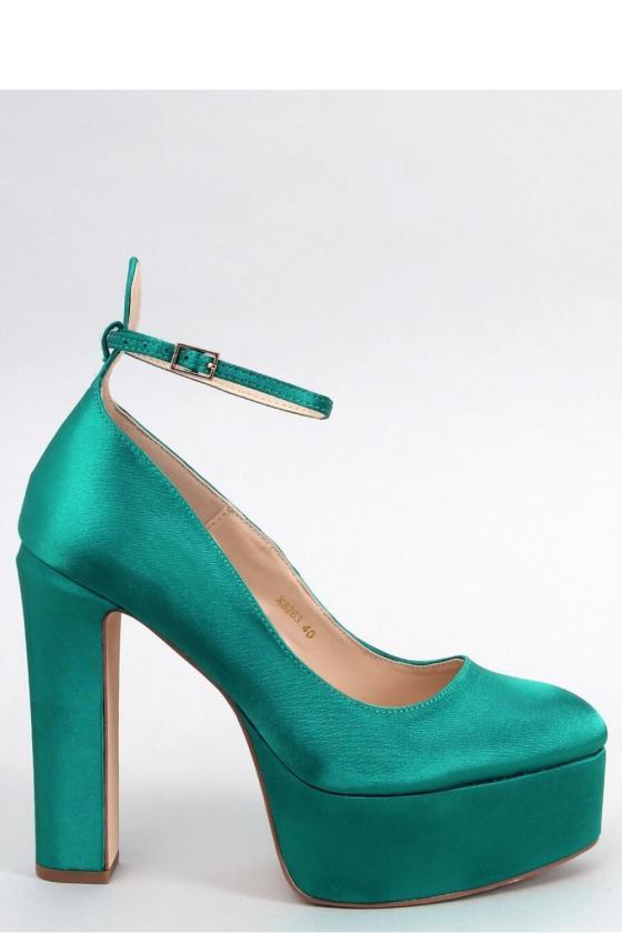 Geltonos spalvos A formos suknelė_139961