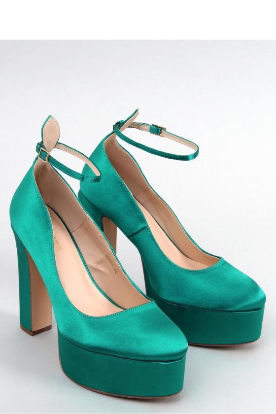 Tamsiai mėlynos spalvos A formos suknelė_139964