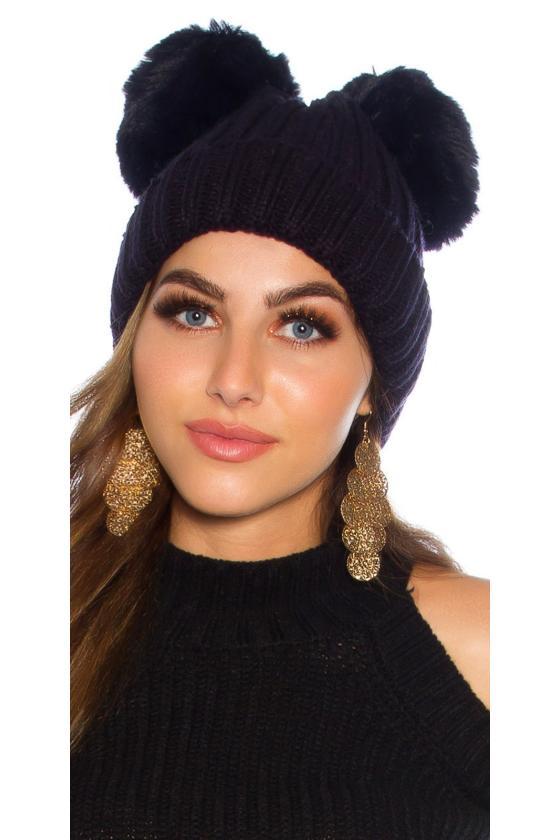 """Raudonos spalvos užsegamas megztinis """"THE WORLD IS YOURS""""_142075"""