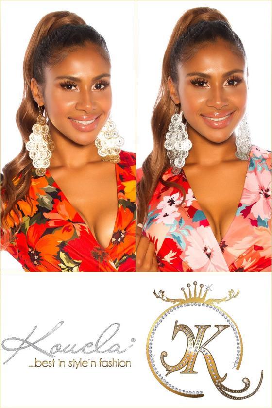 """Violetinės spalvos užsegamas megztinis """"THE WORLD IS YOURS""""_142100"""
