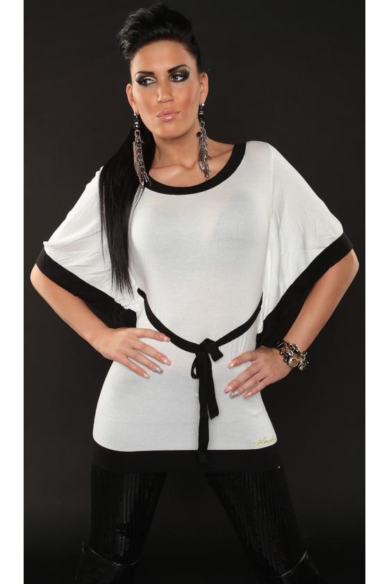Violetinė asimetriška suknelė_142479