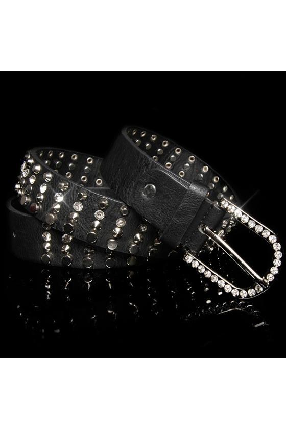 Pilkos spalvos suknelė aukštu kaklu_143597