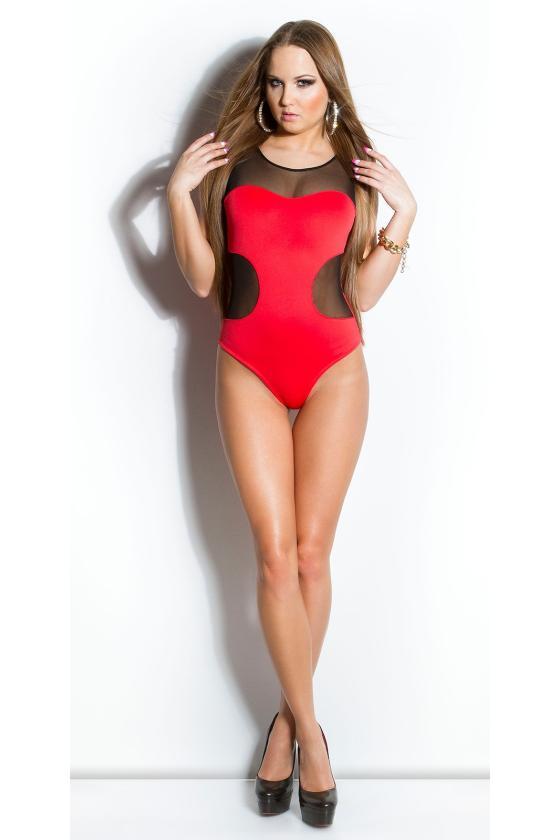 Raudonos spalvos suknelė 66047_144690