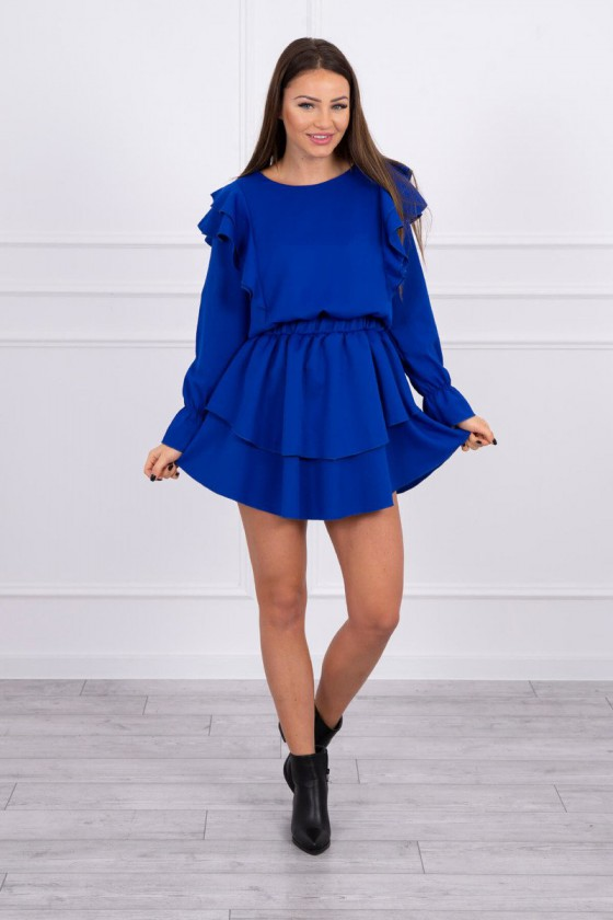 Mėlynos spalvos suknelė 66047_144695