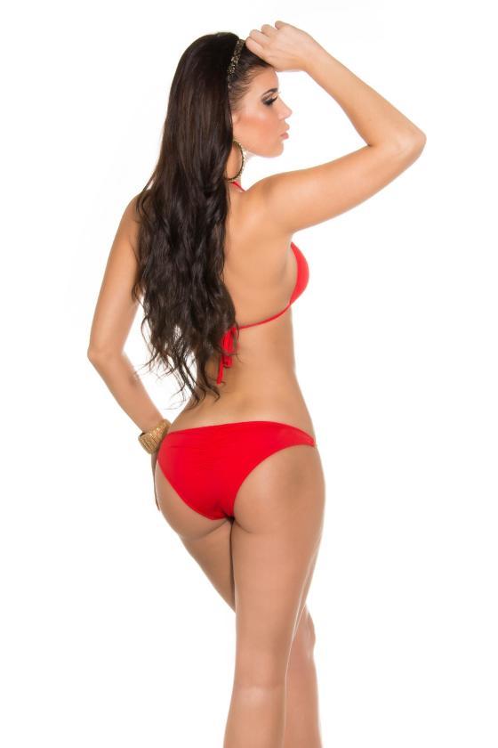 Raudonos spalvos laisvalaikio kostiumas_144770