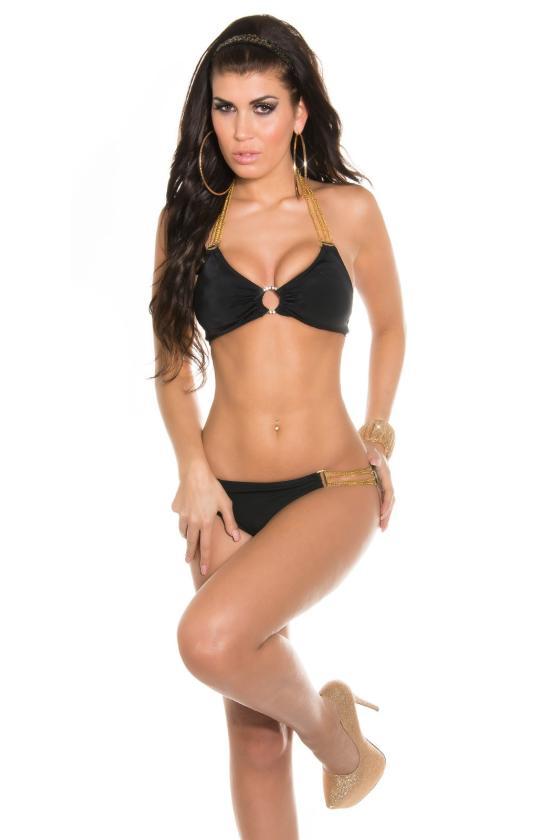 Juodos spalvos kepurė LGK102