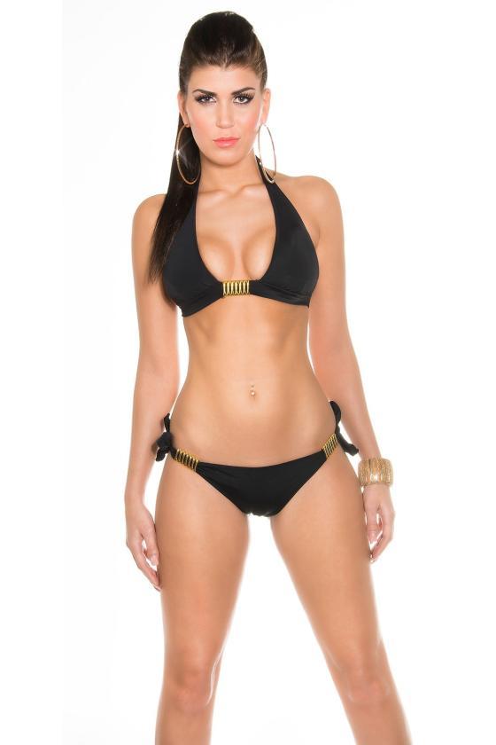 Juodos spalvos eko odos kepurė LGK109