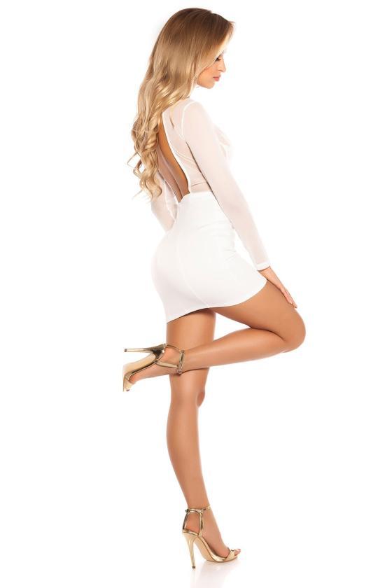 """Suknelė dekoruota atogražų raštais """"Cora""""_146034"""