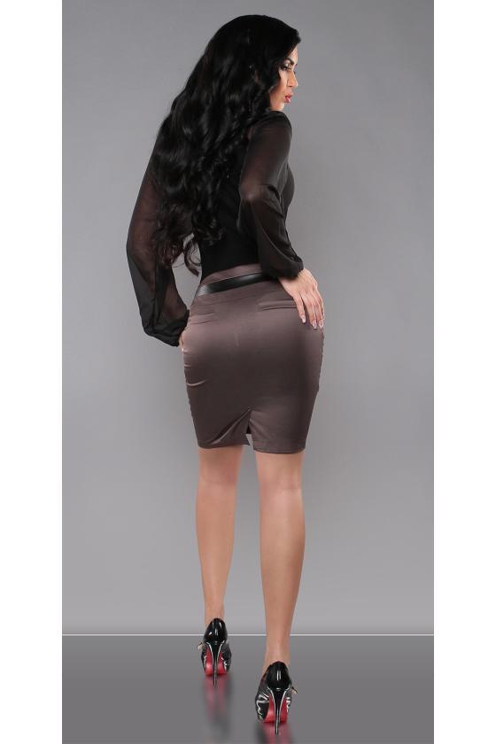 """Stilinga suknelė su dirželiu """"Daisy""""_146116"""