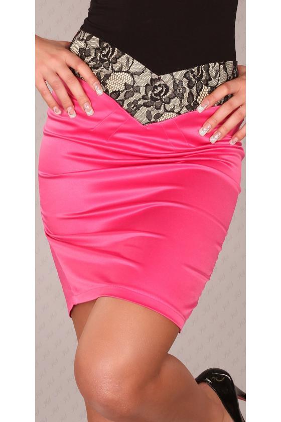 Raudonos spalvos elegantiškas švarkelis 118948 Colett_146204