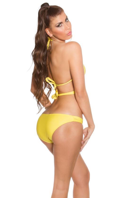 Raudonos spalvos elegantiškos kelnės 118882 Colett