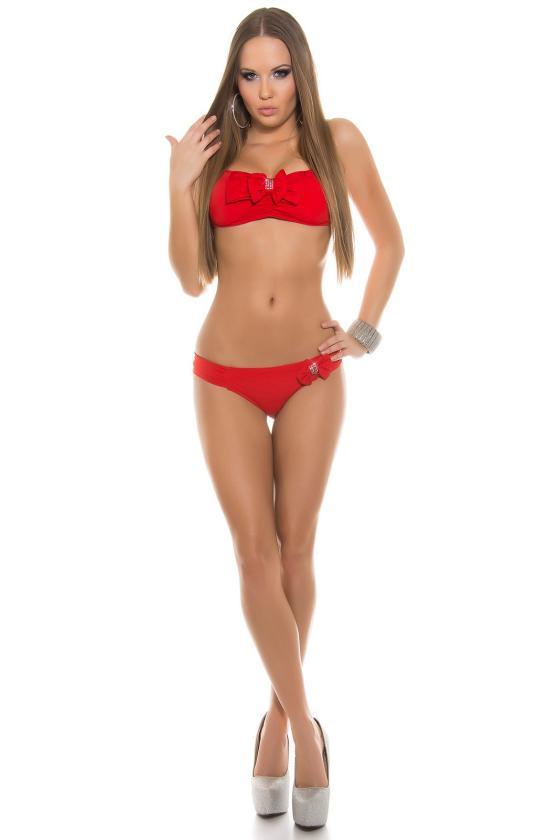 Tamsiai mėlynos spalvos surišama suknelė L345_146800