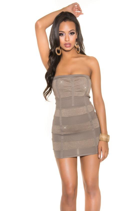 Elegantiška žalia palaidinė-marškiniai su kaspinu_147091