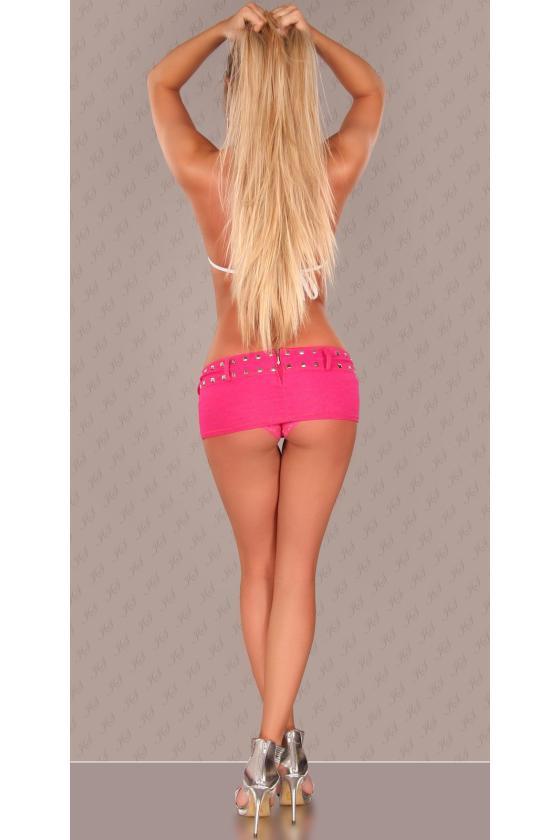 Elegantiška žalia palaidinė-marškiniai su kaspinu