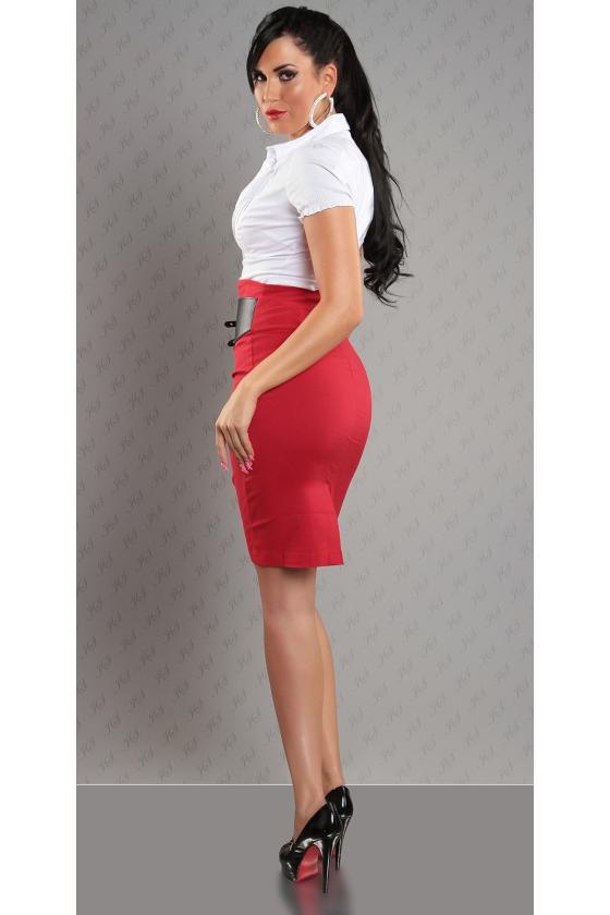 Ilga žalia laisvalaikio suknelė 220-7_147112